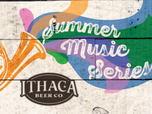 Hunt For Hunter @ Ithaca Beer Co. Summer Music Series