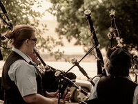 Athena Caledonian Games & Scottish Highland Games