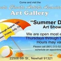"""Summer Daze"" Art Show Reception"