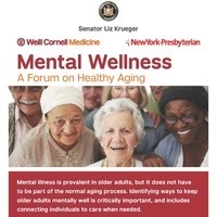 Mental Wellness: A Forum on Healthy Aging