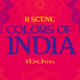 B Scene: Colors of India