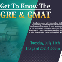 Get to Know the GRE & GMAT