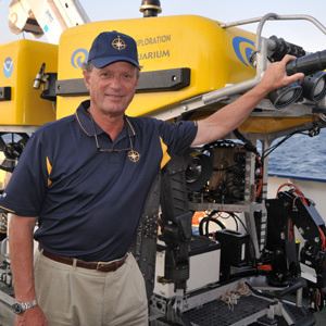 Voyages of Discovery: Robert Ballard (discovered the TITANIC)