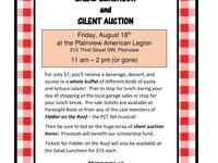 PCT Salad Luncheon and Silent Auction