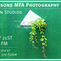 Parsons MFA Photography Summer Open Studios