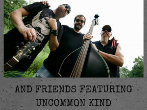 Eddie Owen Presents: Sam French & Friends Featuring Uncommon Kind
