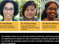Women of Color in Academia: Tales of Resistance & Persistence from the Ivory Tower
