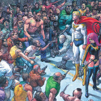 New York Comics & Picture-Story Symposium: Josh Bayer, Adam McGovern and guests on All Time Comics