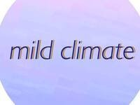 Welch Visiting Artist and Scholar Series: mild climate