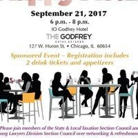 ISBA State & Local Taxation Section Council's New Member Happy Hour