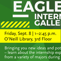 Eagle Internship Gallery