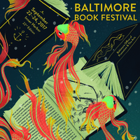 Enoch Pratt Free Library Children's Stage at the Baltimore Book Festival