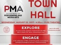 Cornell Performing & Media Arts Town Hall