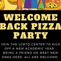 Welcome Back Pizza Party