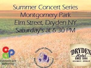Music in the Park presents Angela Marion