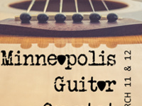 Choral Arts Ensemble presents Minneapolis Guitar Quartet