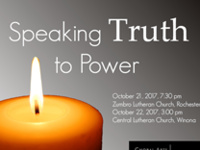 Choral Arts Ensemble presents Speaking Truth to Power