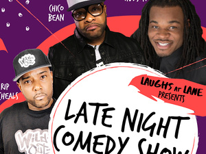 Laughs at Lane: Comedy Night