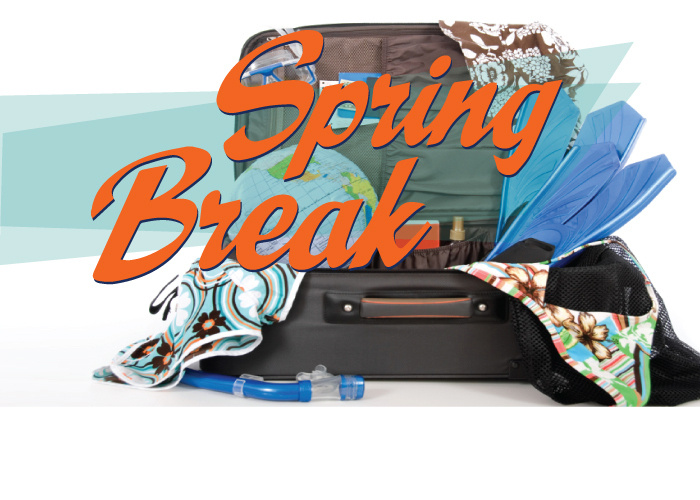 Spring Break at Districtwide