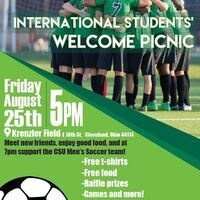 International Students Welcome Picnic