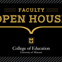 College of Education Faculty Open House with Dean Chval
