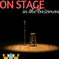 ON STAGE in The Basement: Open Mic Night