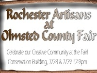 Olmsted County Fair Local Artisans Market