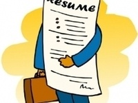Resumes and the 10 Second Glance