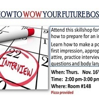 How to Wow your Future Boss