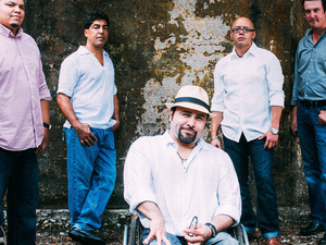 First Friday Concert: Willie Ziavino and the C.O.T. Band