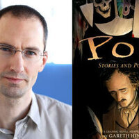 Writers LIVE: Gareth Hinds, Poe: Stories and Poems