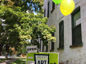 First Saturday on the Greater Ithaca Art Trail