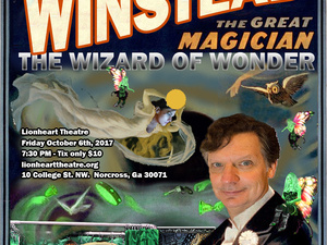 Winstead The Great Magician
