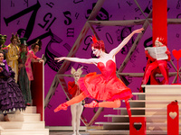 "Live Cinema: ""Alice's Adventures in Wonderland"" - Royal Ballet @ The Gesa Power House Theatre"