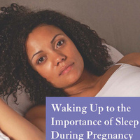 PTBi Monthly Collaboratory Series: Waking Up to the Importance of Sleep During Pregnancy