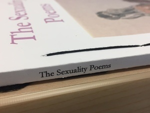 Readings from The Sexuality Poems