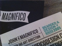 John Magnifico is Consumed by Branding: A Designer Show and Tell