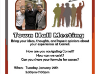 Black and Latino Men -- Town Hall Meeting