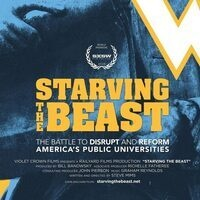 """Starving the Beast"" screening and panel discussion"