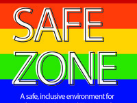 LGBTQ Safe Zone: Phase I