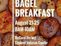 Back to School Bagel Breakfast