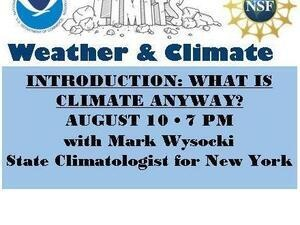 Pushing the Limits: Weather and Climate