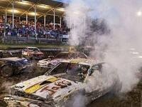 Walla Walla Fair & Frontier Days Demolition Derby @ Walla Walla County Fairgrounds