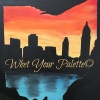 "Whet Your Palette ""Cleveland Skyline"""