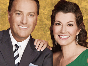 Amy Grant and Michael W. Smith with Special Guest Jordan Smith