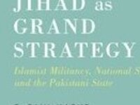 "SAP Seminar Series: ""Jihad as Grand Strategy - Islamist Militancy, National Security, and the Pakistani State"" by S. Paul Kapur"