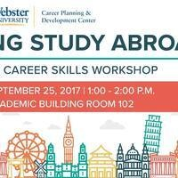 Unpacking Study Abroad: Panel and career skills workshop