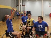 Wheelchair Basketball Registration