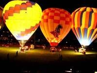 43rd Annual Balloon Stampede: Night Glow @ Howard Tietan Park