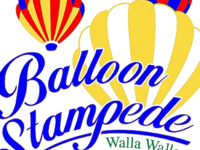 43rd Annual Balloon Stampede: Great Launch @ Howard Tietan Park